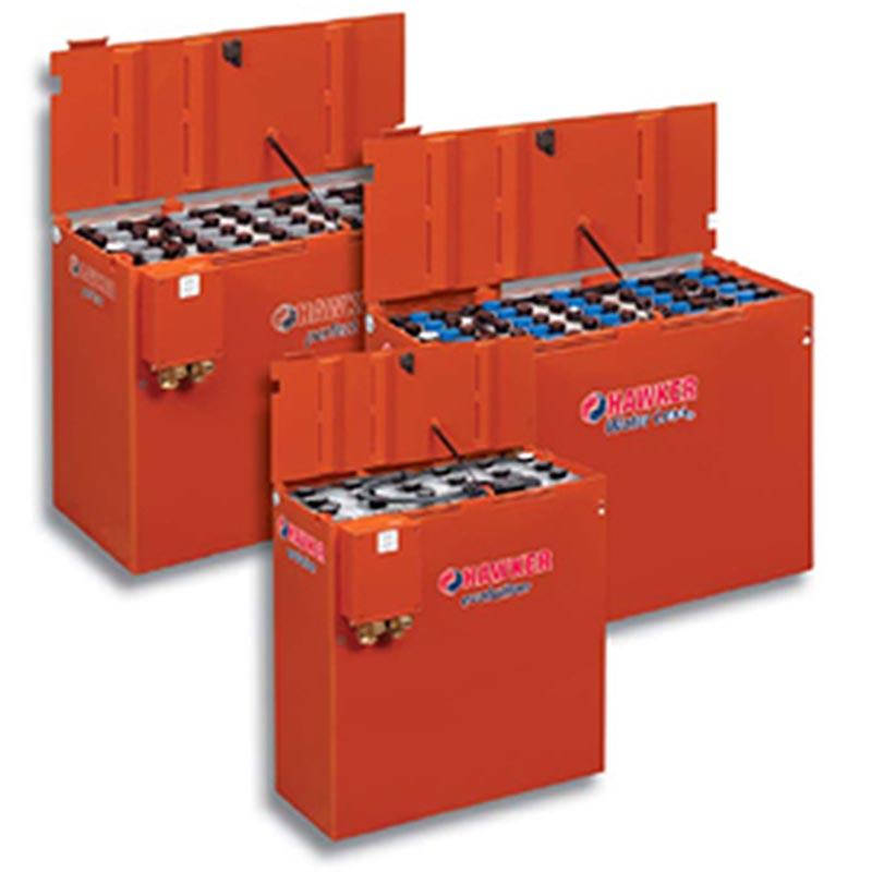 Specific vented batteries
